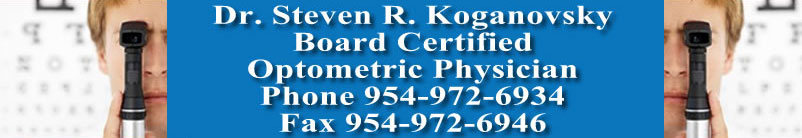 Contact Margate FL Optometrist