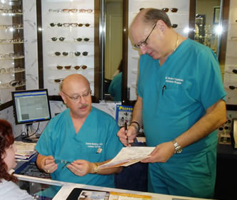OPTICAL AND EYEWEAR SERVICES